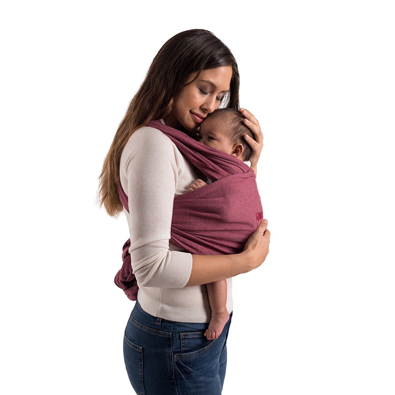 58080f5f9e77 Test complet de l écharpe de portage Baby Sling Maman   Comparatif