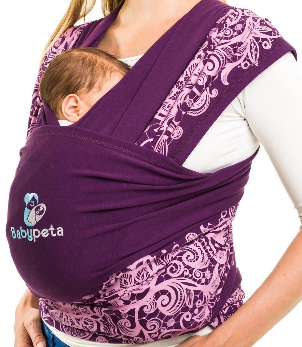 écharpe de portage Babypeta Baby